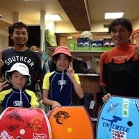 2012キッズボディボードスクールしたキラキラKIDS達サンタートル茅ヶ崎のサムネイル